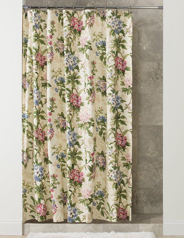 Hillhouse Shower Curtain