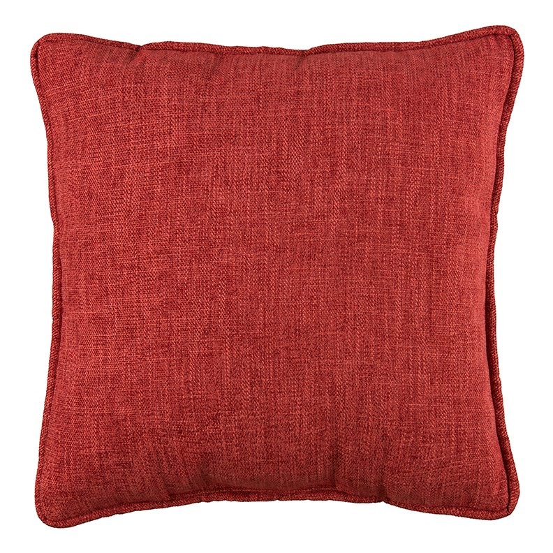 Hillhouse Square Pillow - Berry