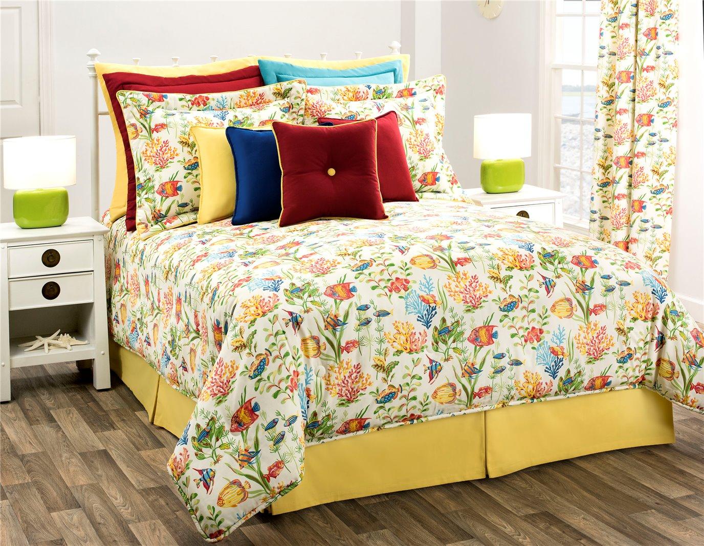 West Bay King Comforter