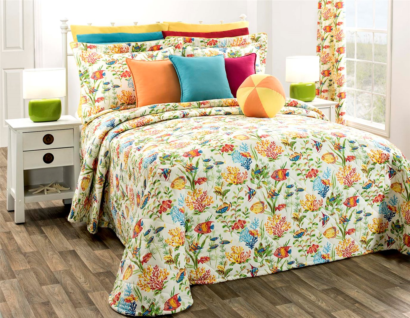 West Bay Bedspread - Queen