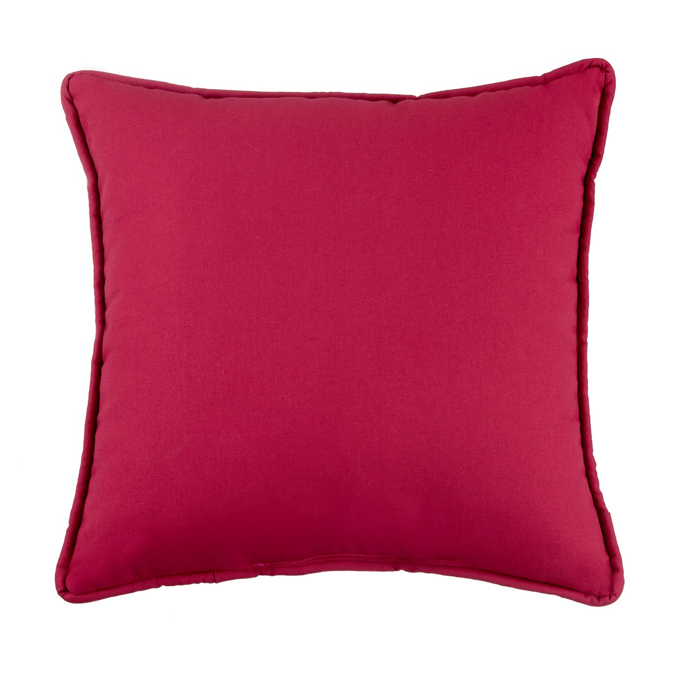 West Bay Solid Square Pillow - Cercise