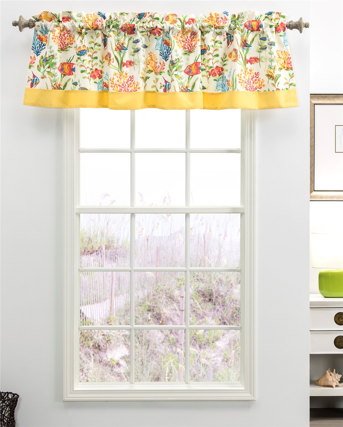 West Bay Tailored Valance