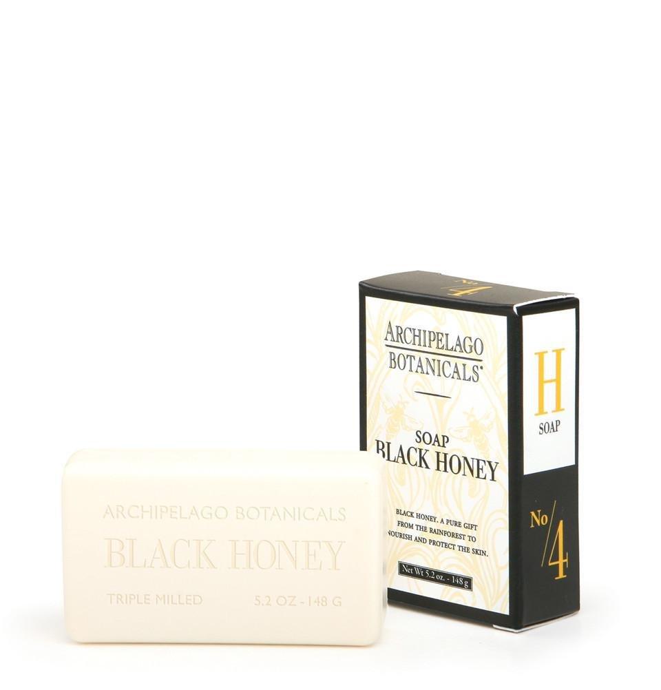 Archipelago Black Honey Bar Soap