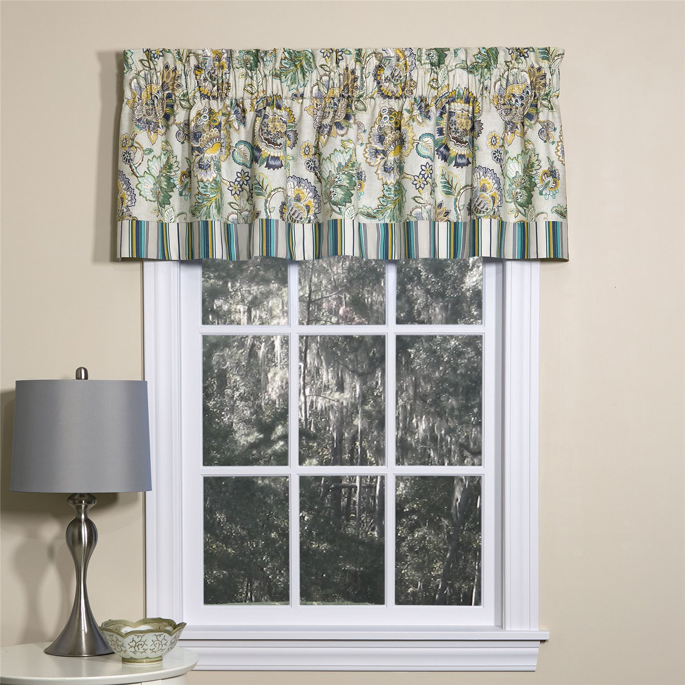 Riverpark Tailored Valance