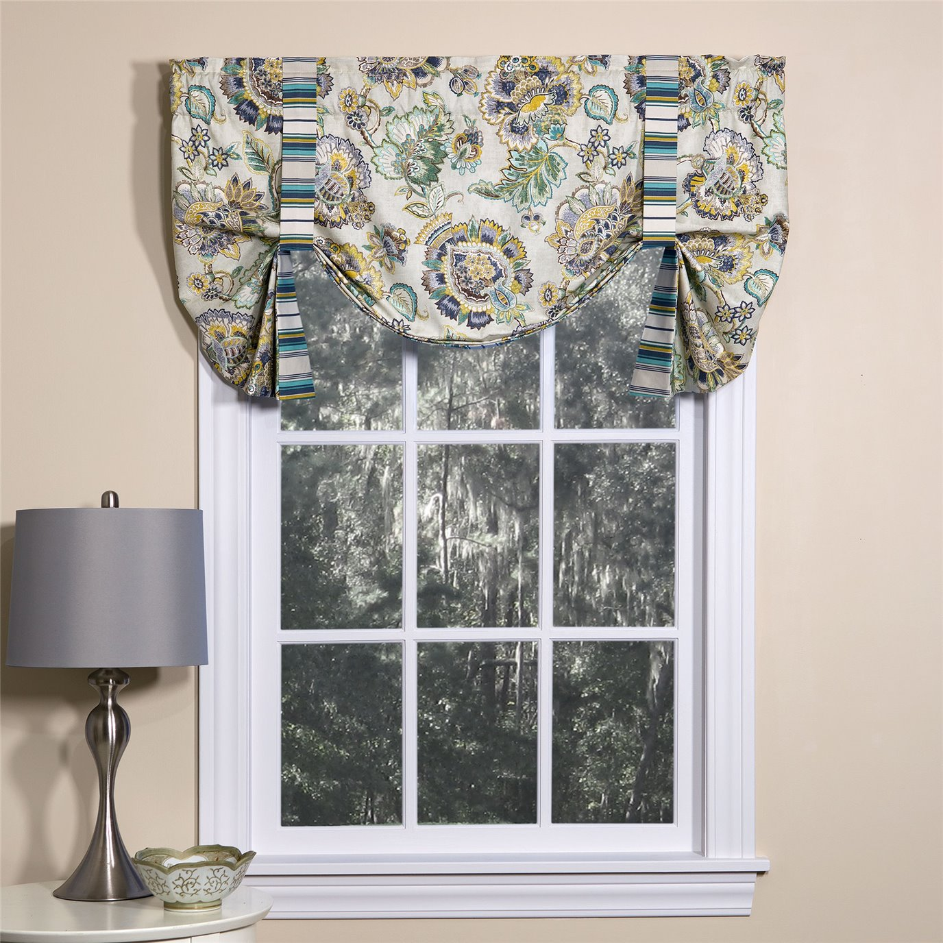 Riverpark Tie Up Curtain