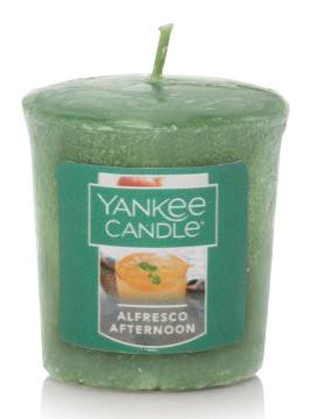 Yankee Candle Alfresco Afternoon Sampler Votive