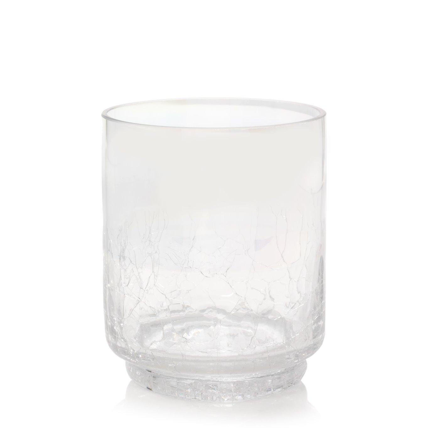Yankee Candle Pearlescent Crackle Tea Light Holder