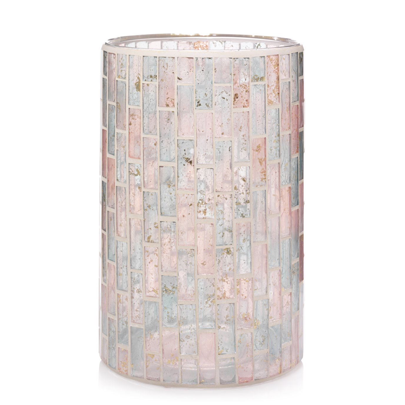 Yankee Candle Romance Mosaic Jar Holder