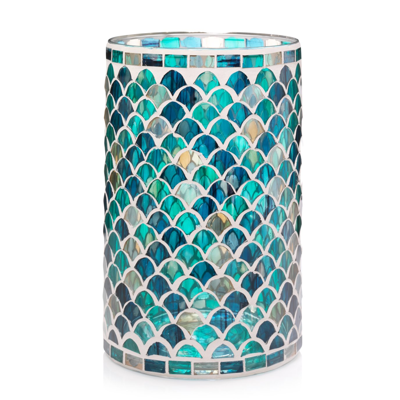 Yankee Candle Fresh Ocean Mosaic Jar Holder