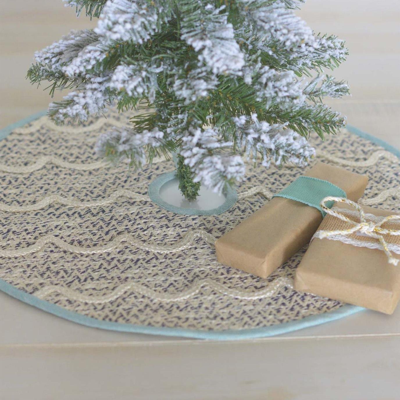 Sanbourne Mini Tree Skirt 21