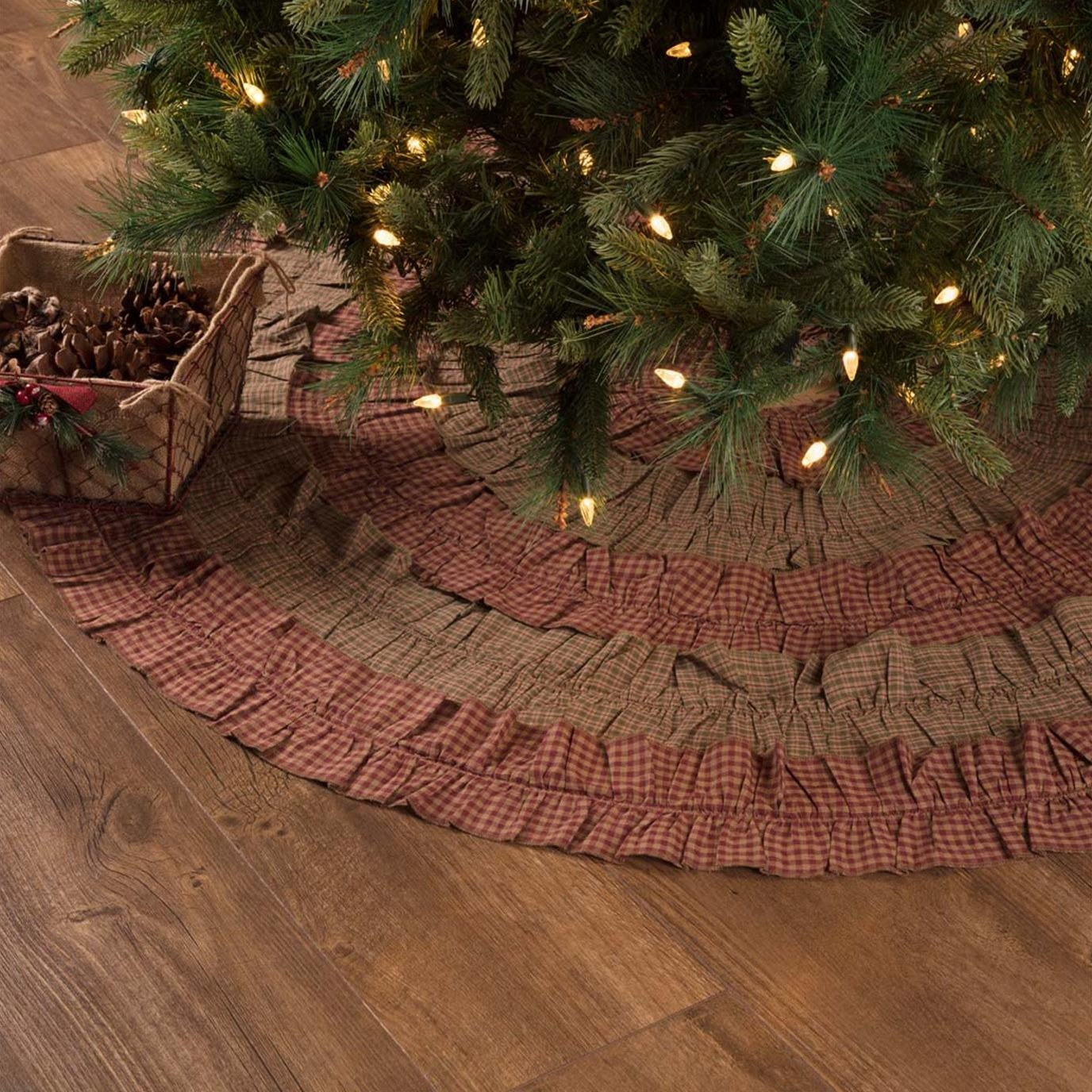 Sequoia Tree Skirt 55