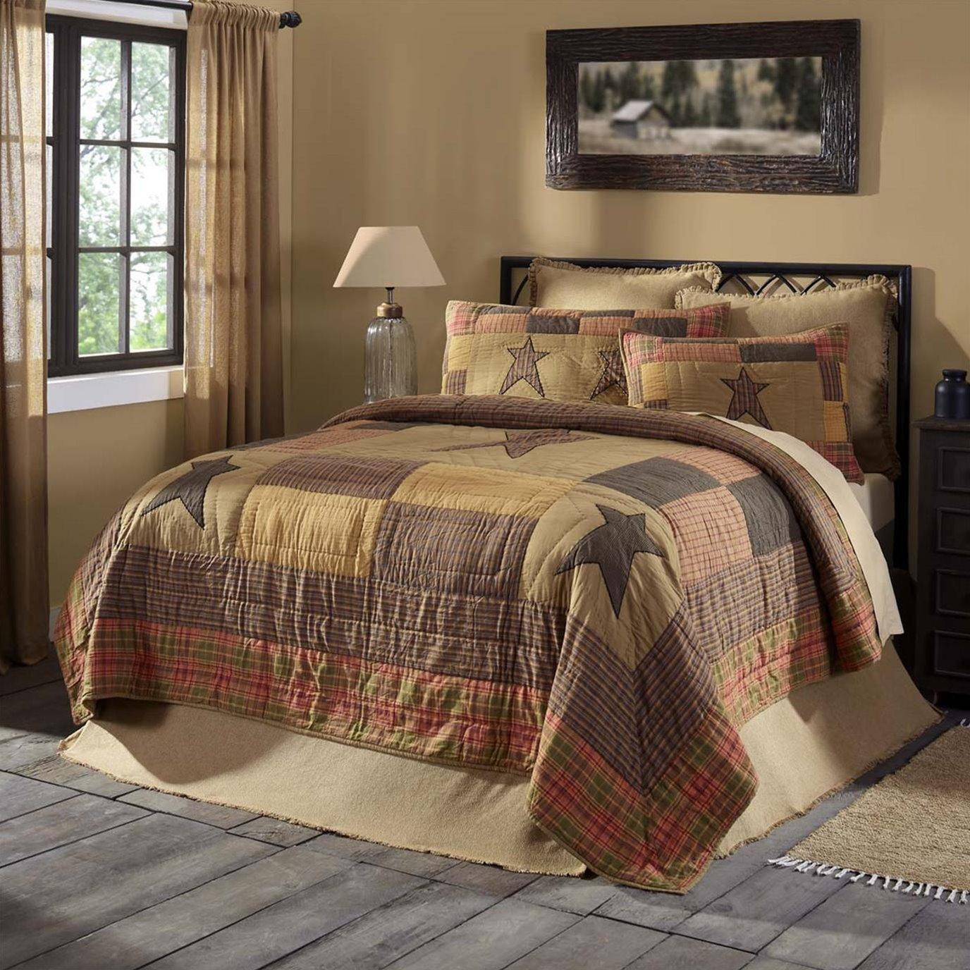 Stratton Luxury King Quilt 120Wx105L