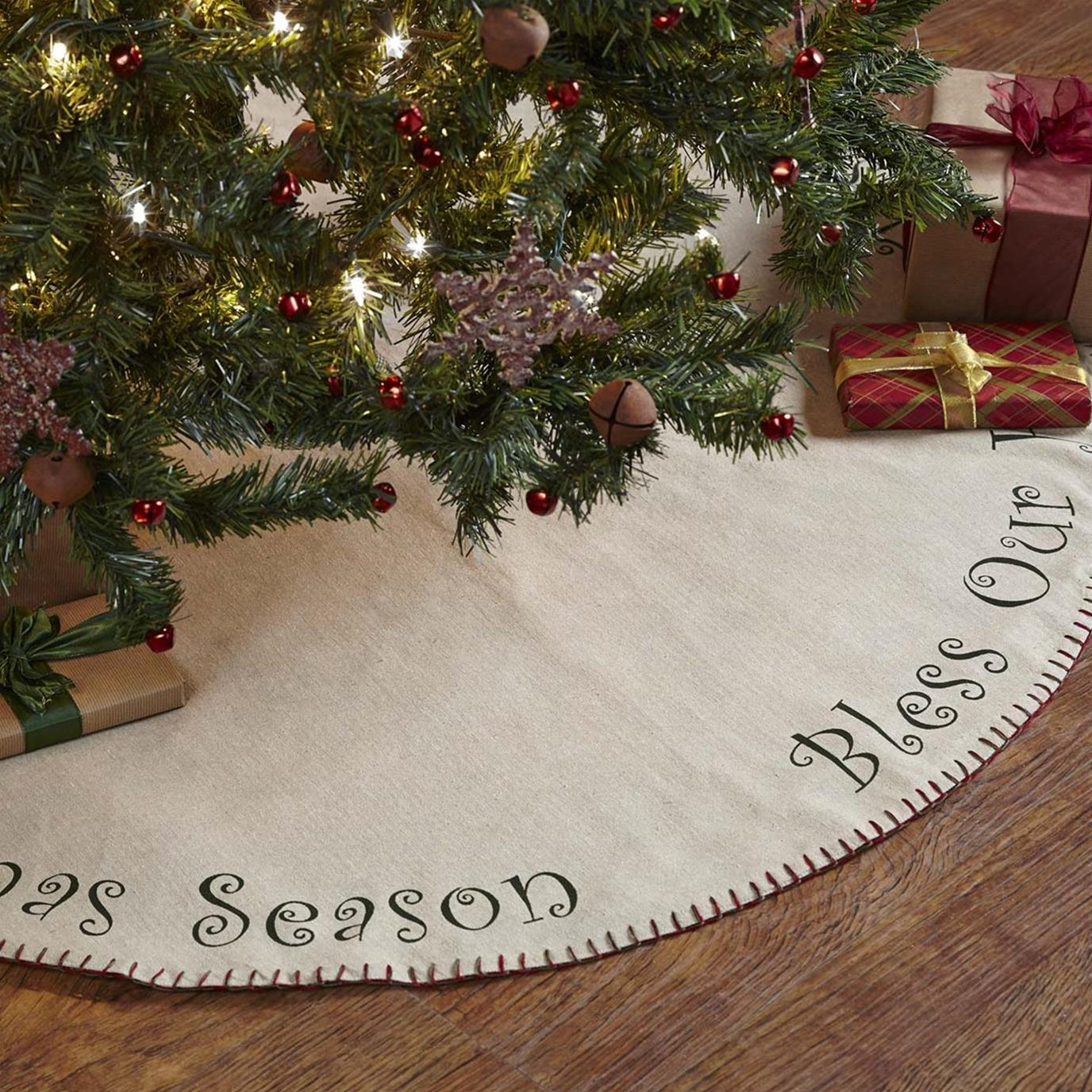 Tidings Tree Skirt 48