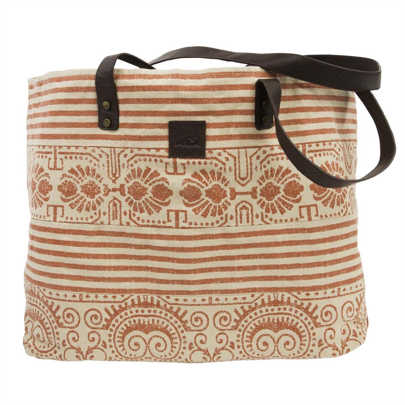 Amber Wide Tote