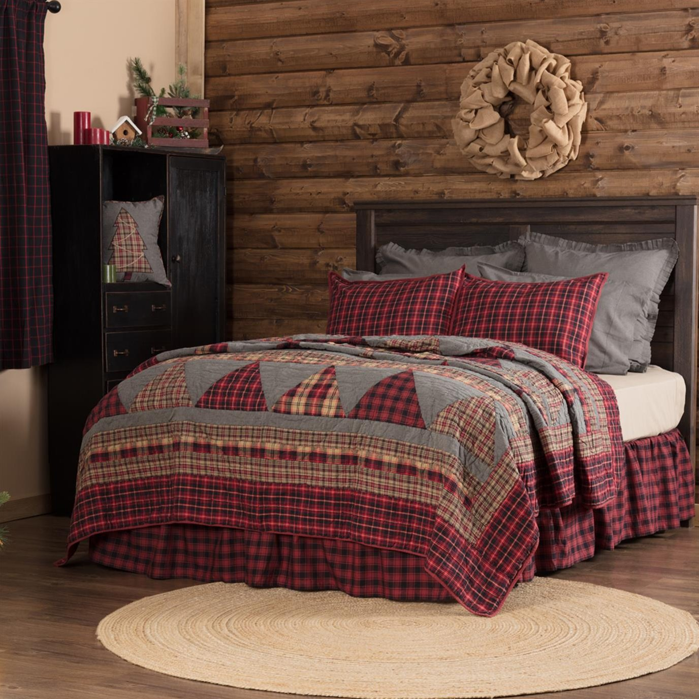 Andes Luxury King Quilt 120Wx105L