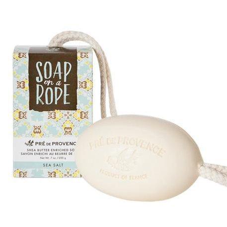 Pre de Provence Sea Salt Soap on a Rope 200 g
