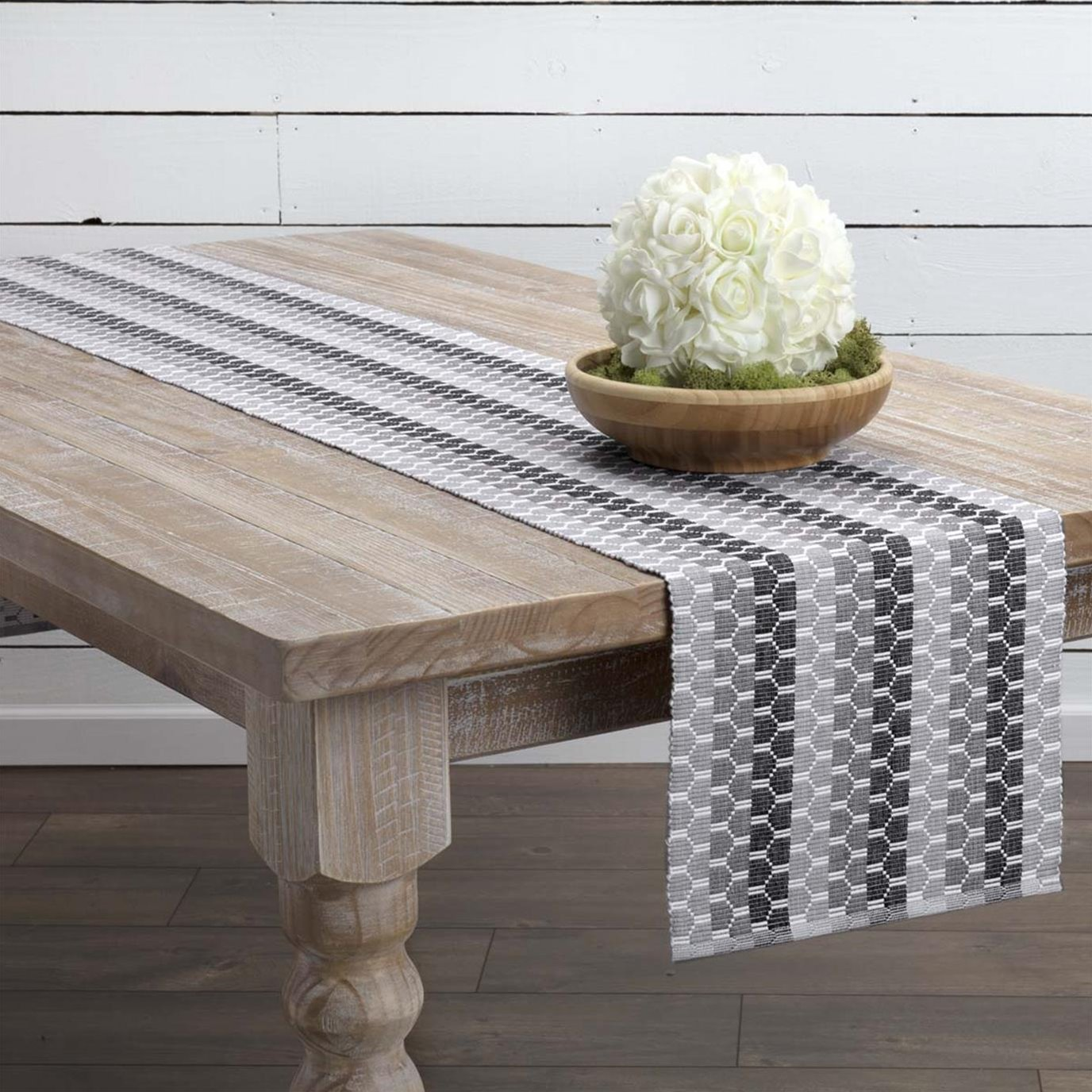 Blaire Ribbed Runner 13x90