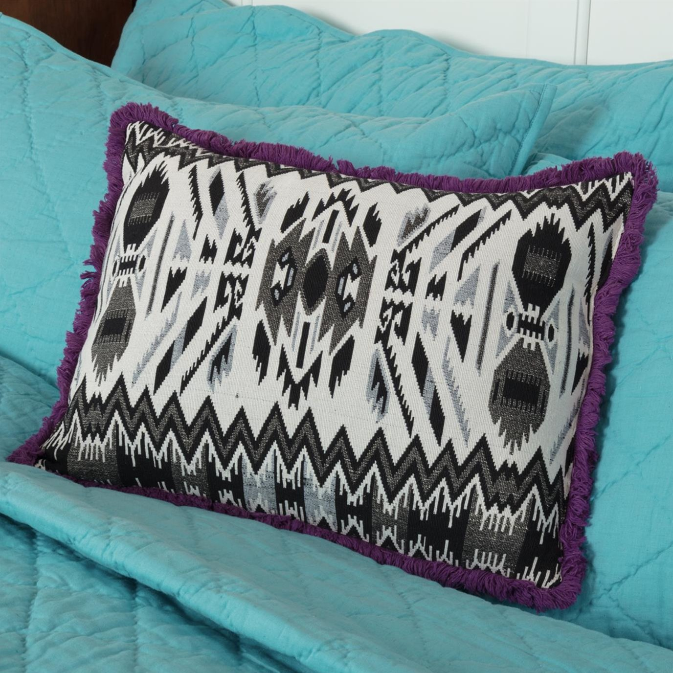 Cassidy Jacquard Pillow 14x18