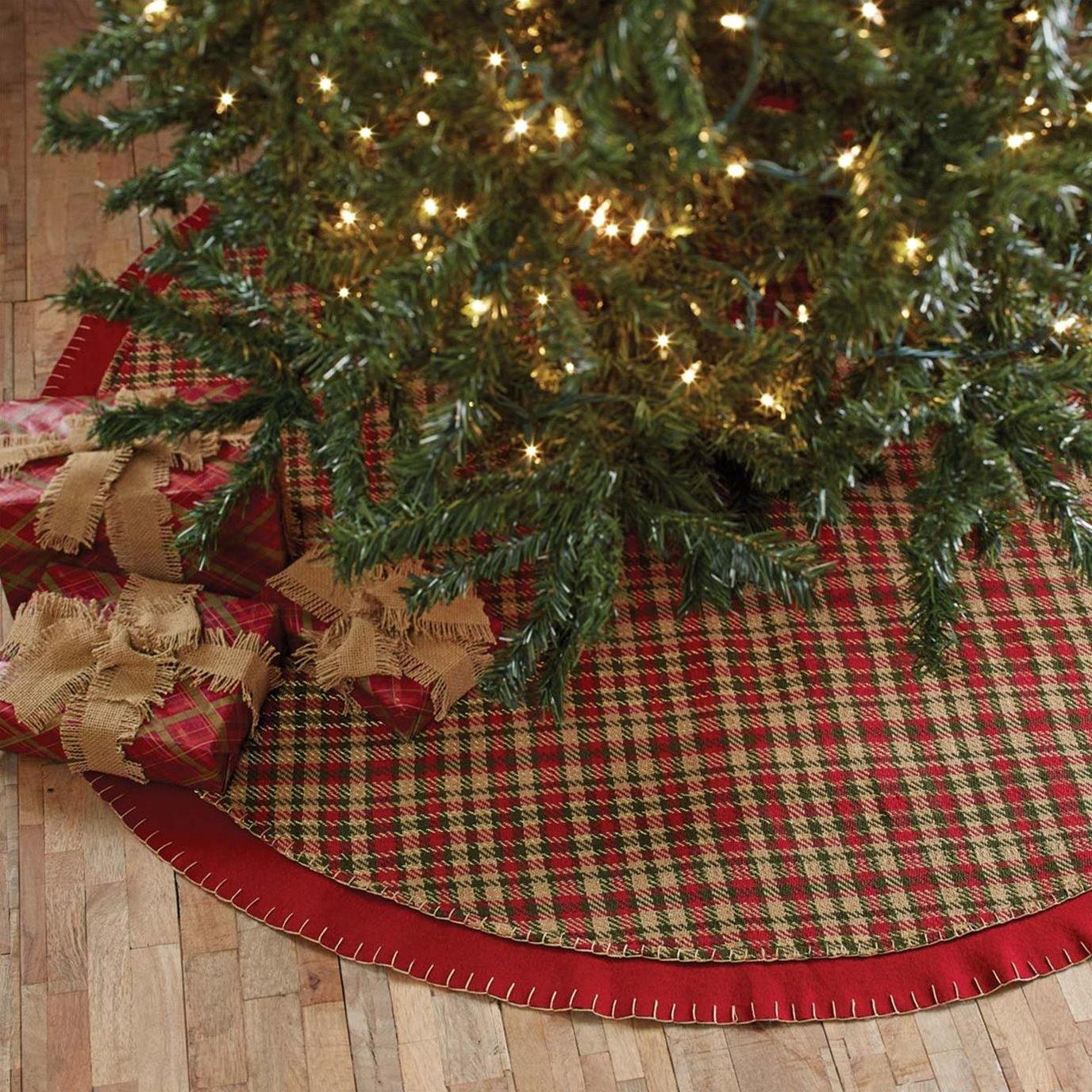 Claren Tree Skirt 48