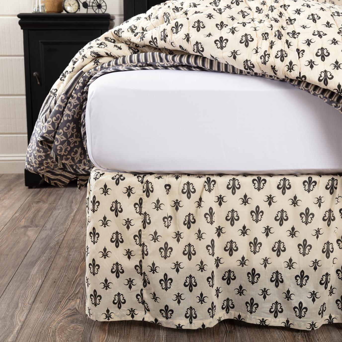 Elysee Queen Bed Skirt 60x80x16