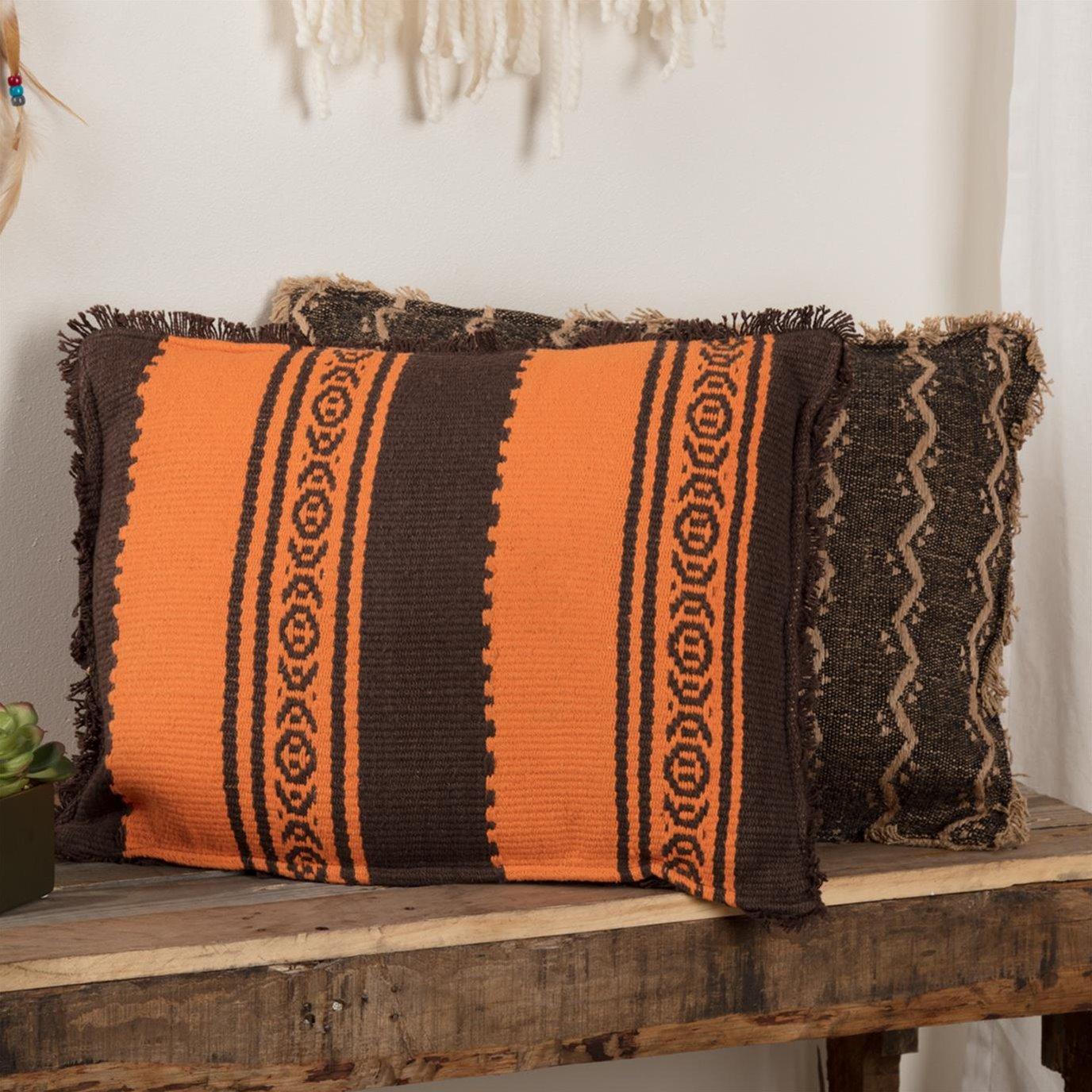 Jessica Jacquard Pillow 14x18