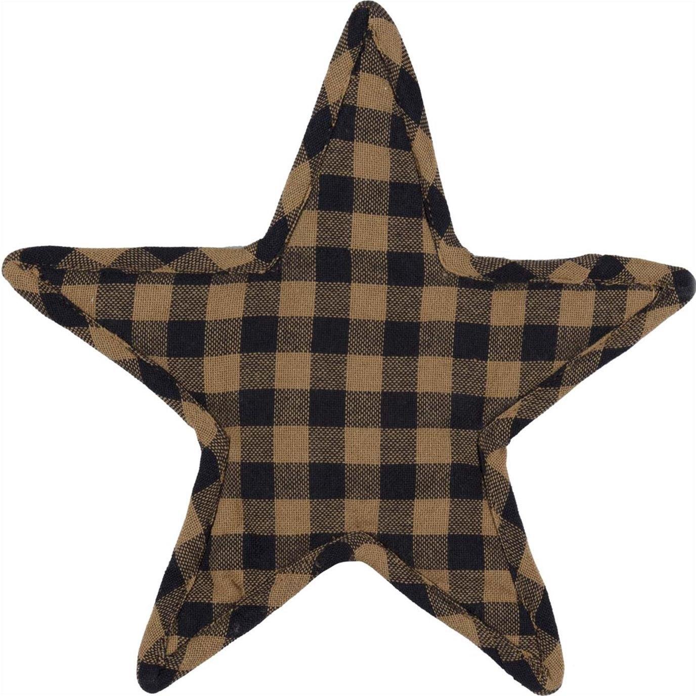 Navy Star Trivet Star Shape 10