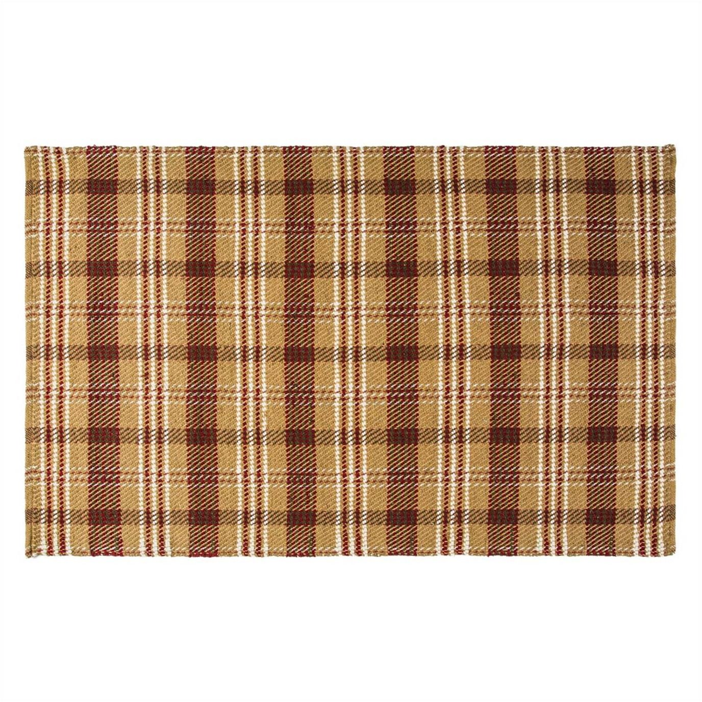 Berkeley Wool & Cotton Rug Rect 48x72