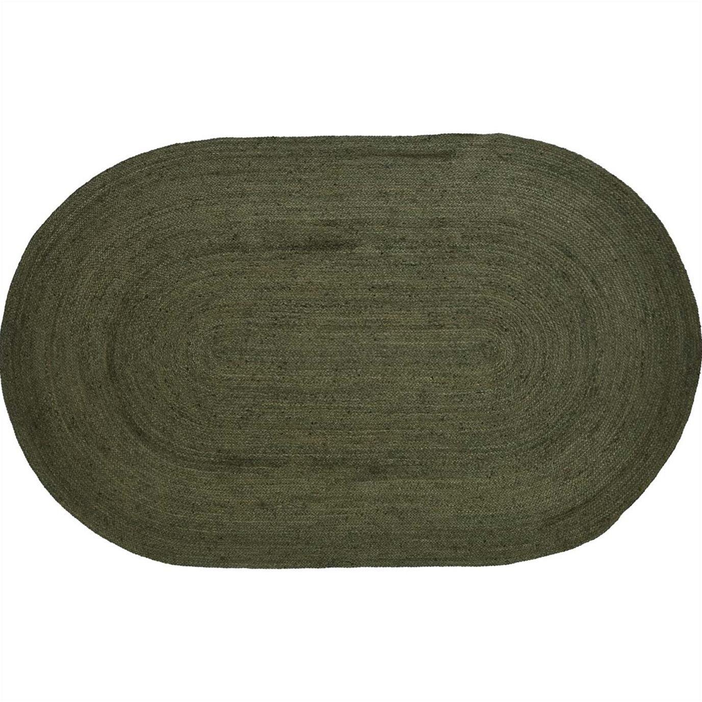 Cypress Jute Rug Oval 60x96
