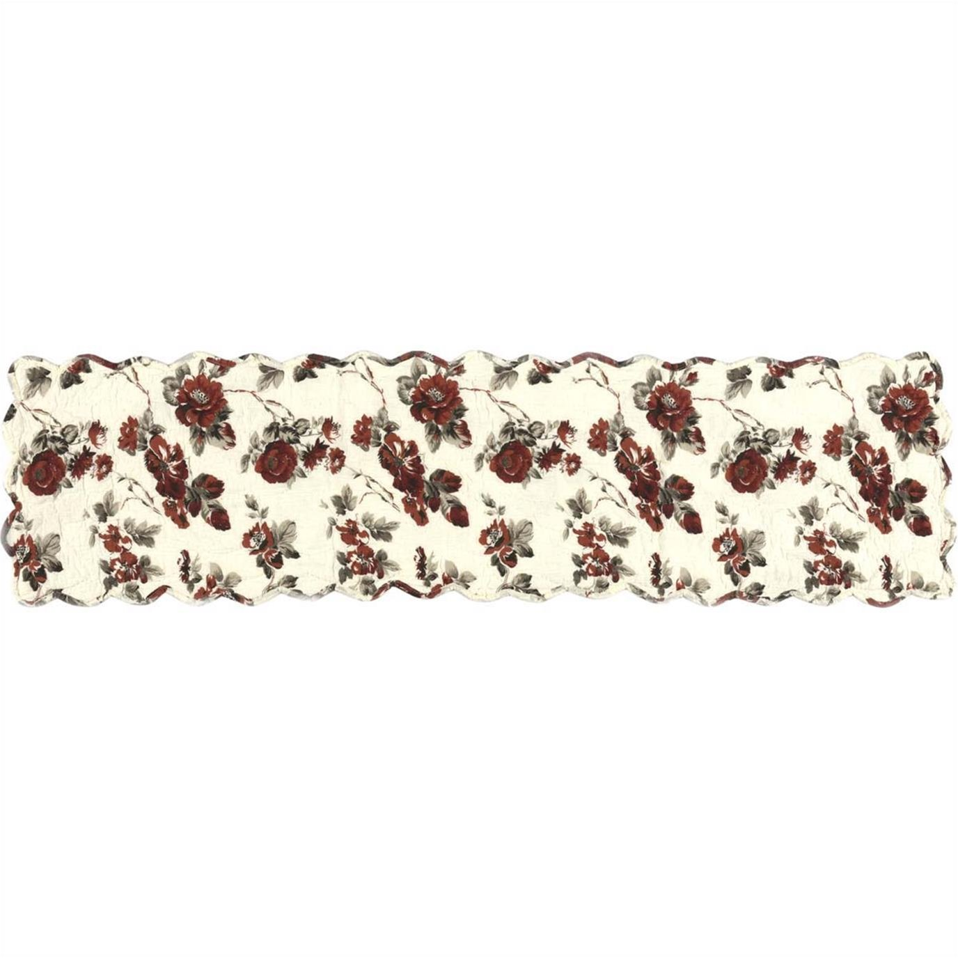 Mariell Quilted Runner 13x48