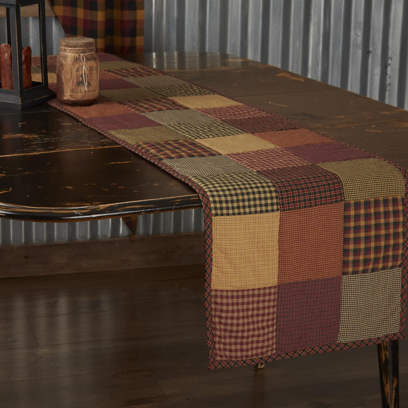 Heritage Farms Quilted Runner 13x72
