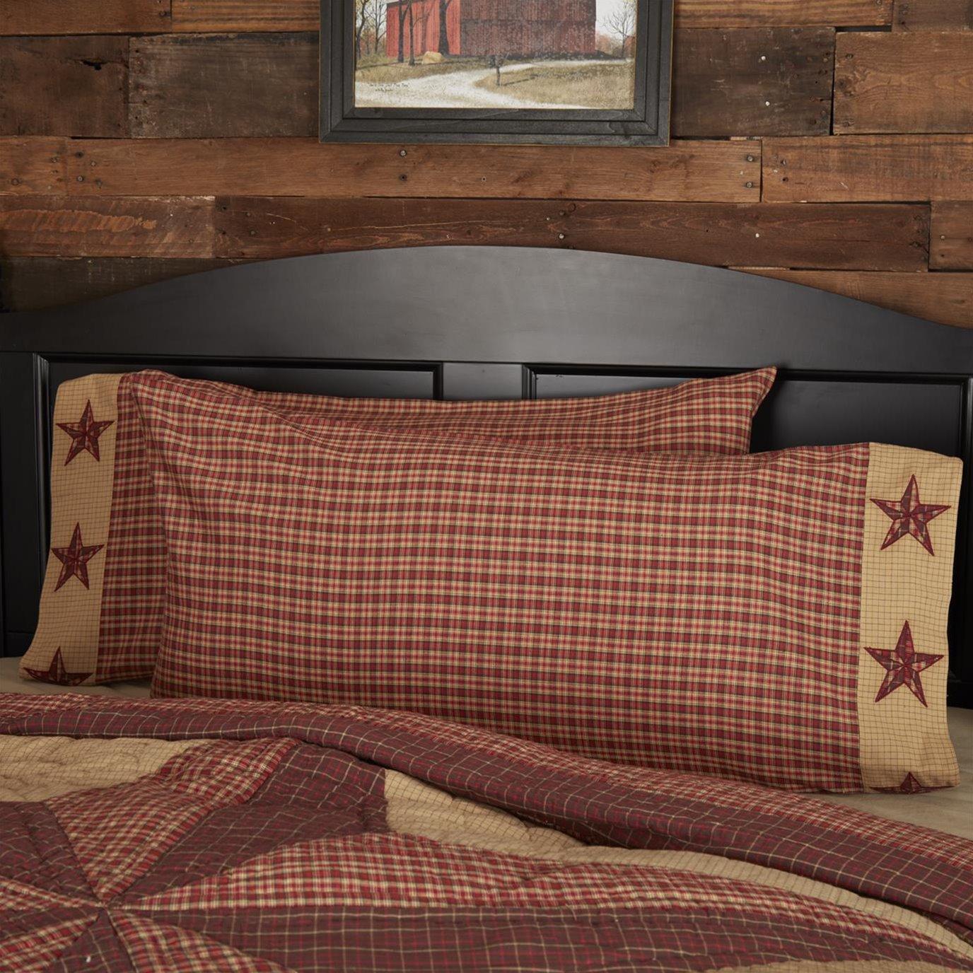 Landon King Pillow Case Set of 2 21x40
