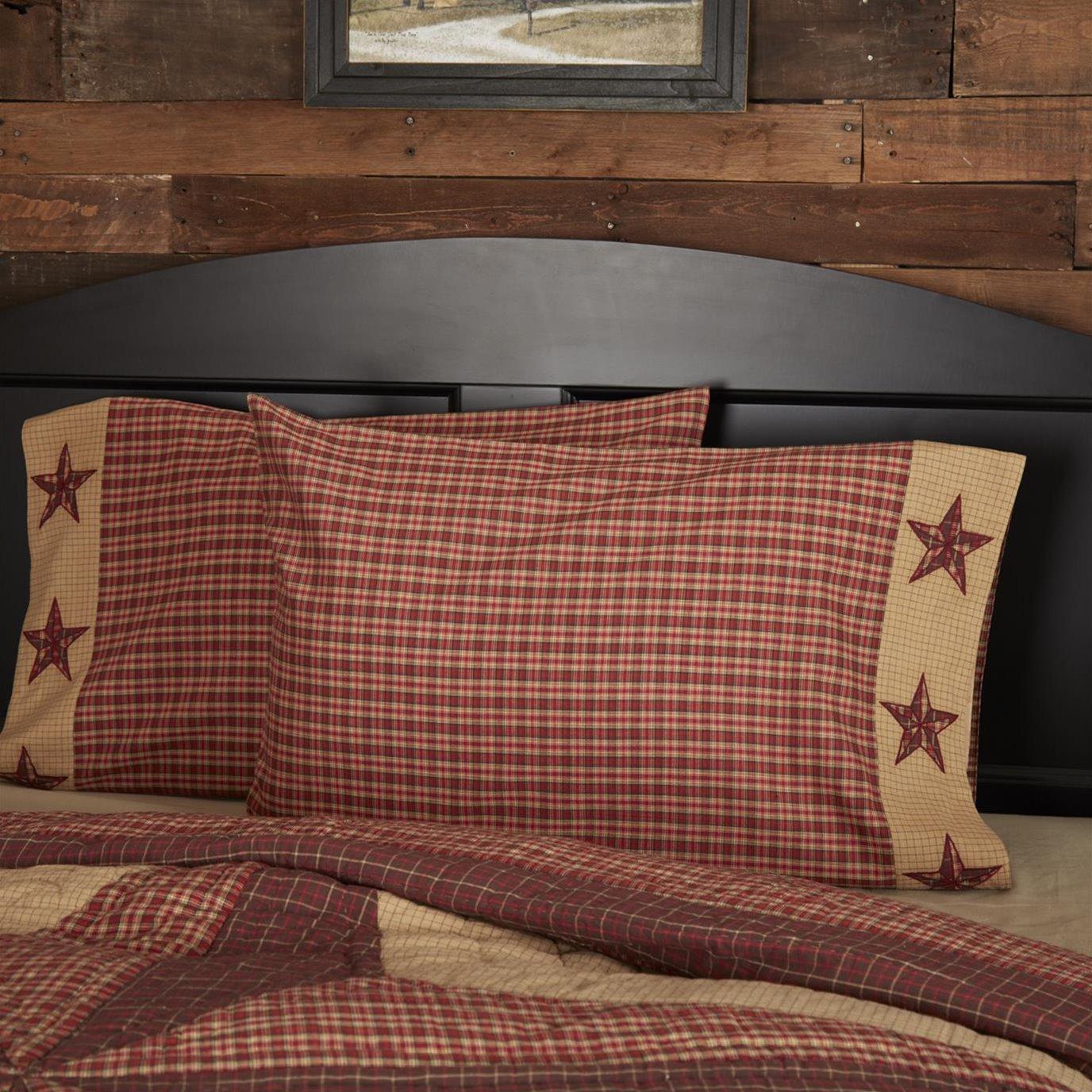 Landon Standard Pillow Case Set of 2 21x30