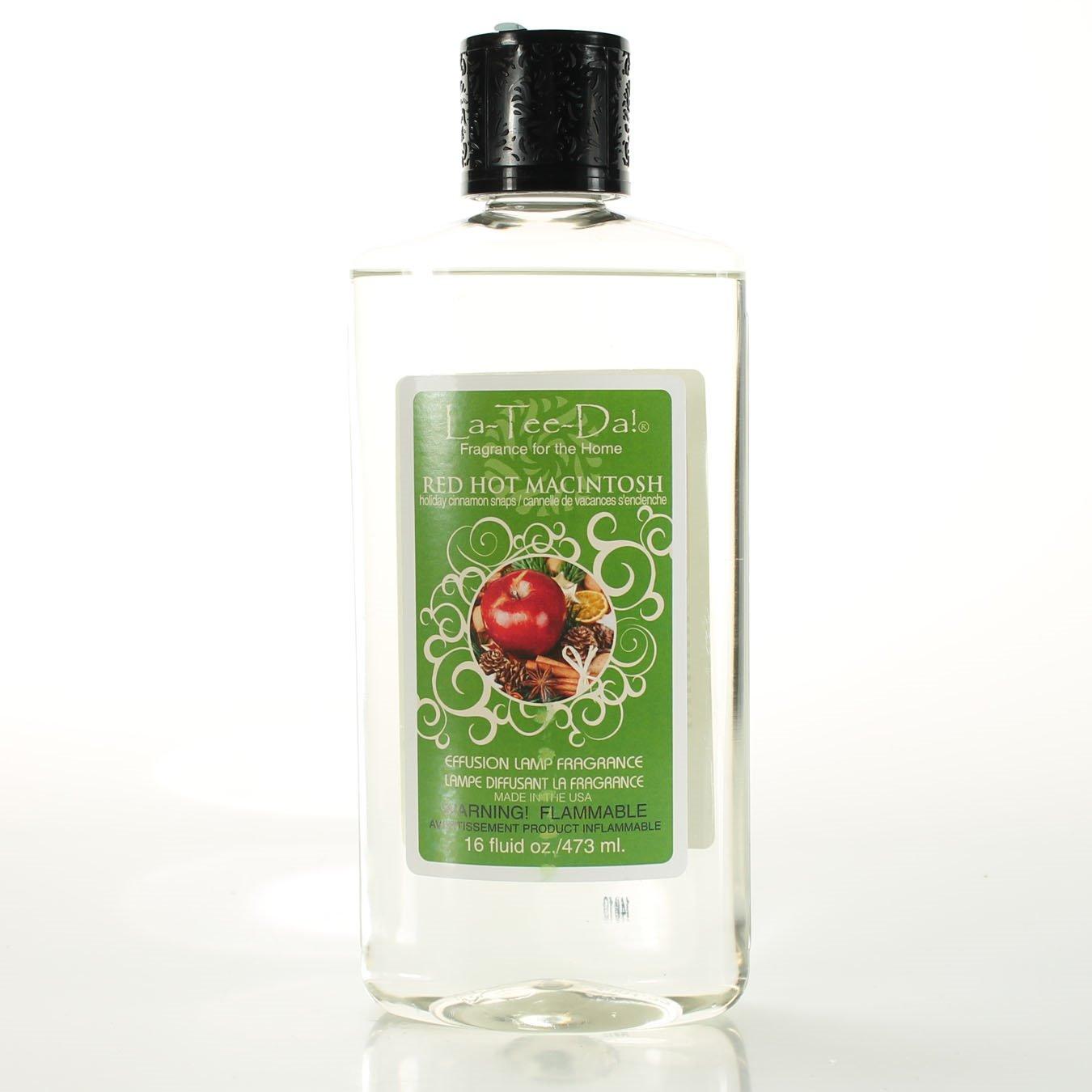 La Tee Da Fuel Fragrance Red Hot MacIntosh (16 oz)