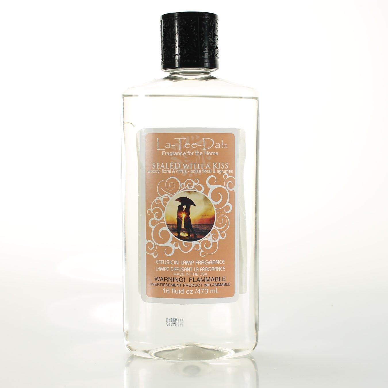 La Tee Da Fuel Fragrance Sealed With A Kiss (16 oz)