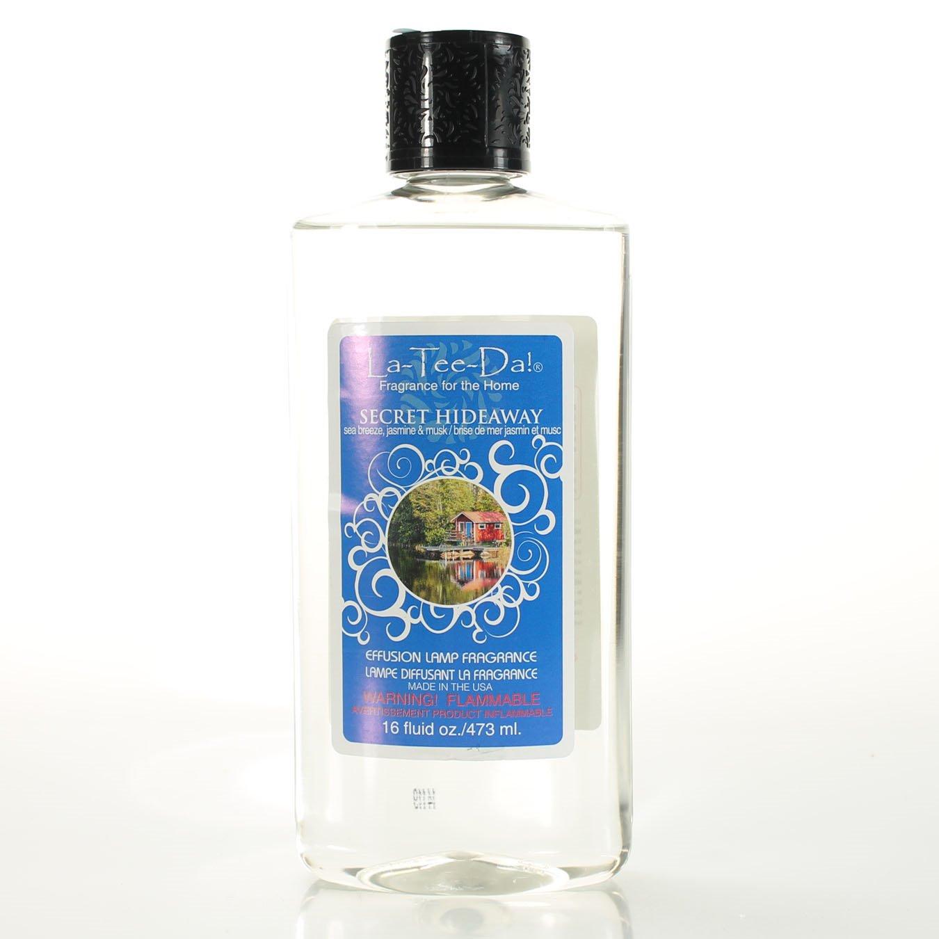 La Tee Da Fuel Fragrance Secret Hideaway (16 oz)