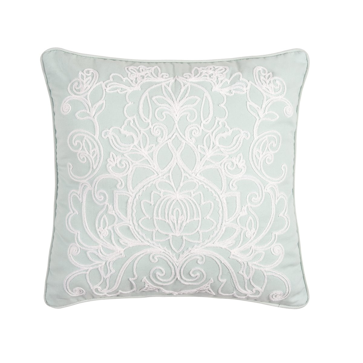 Odessa Embroidered Pillow