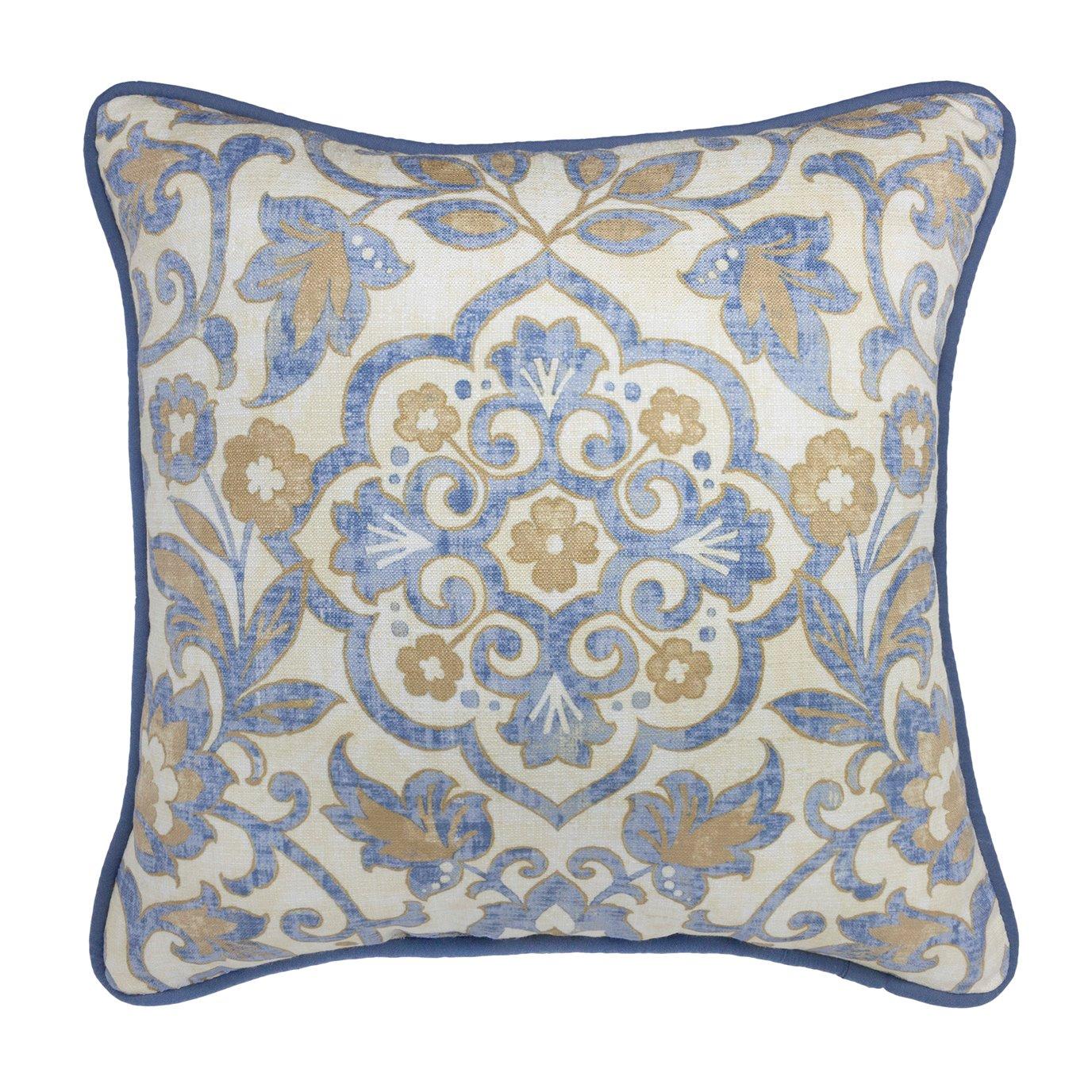 Croscill Janine Square Pillow
