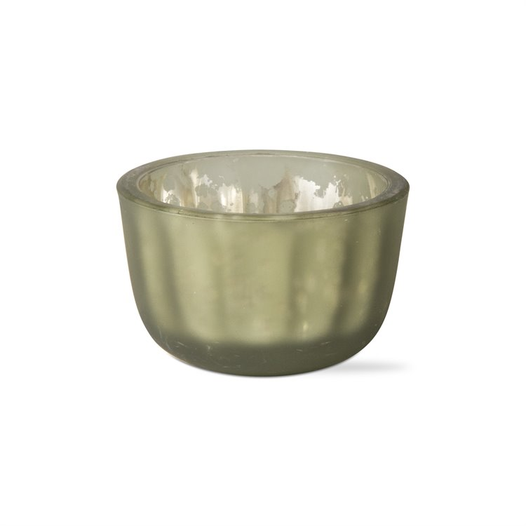 Spruce Reflection Tealight Holder