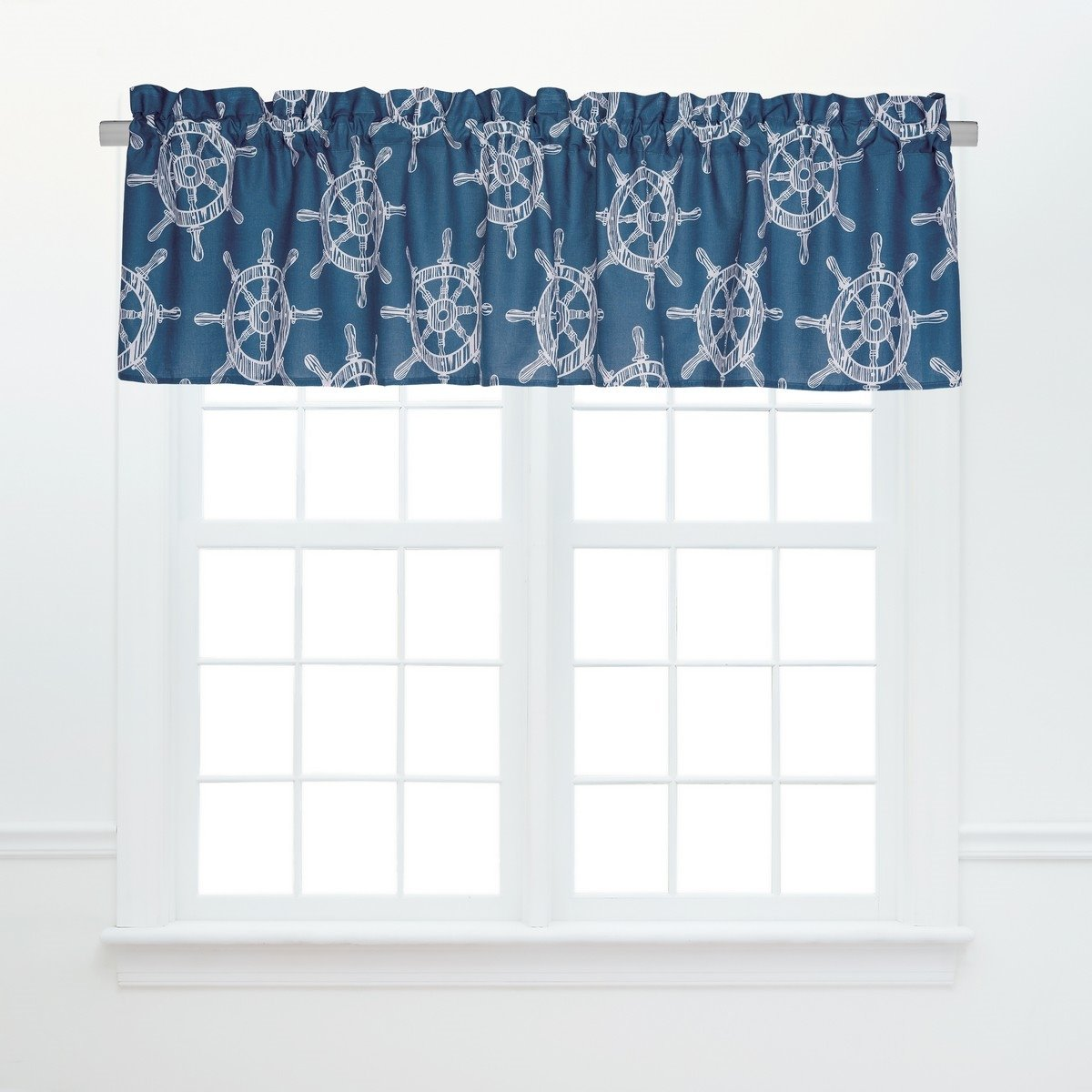 Maritime Unlined Valance
