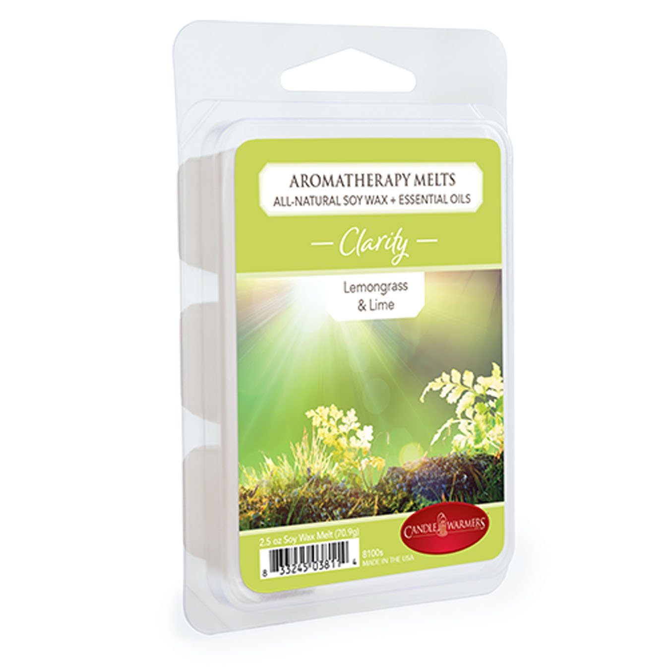 Clarity 2.5 Oz Aromatherapy Wax Melts
