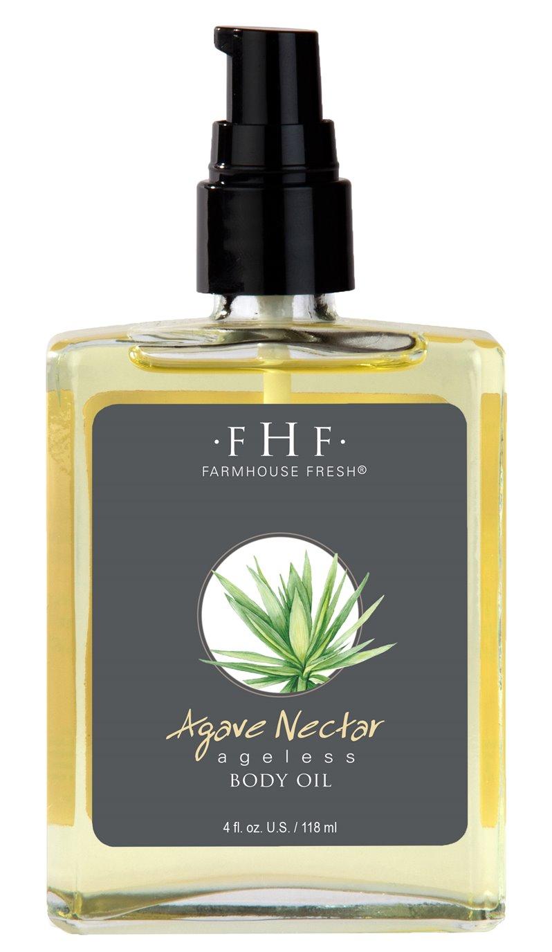 Farmhouse Fresh Agave Nectar Body Oil (4oz)
