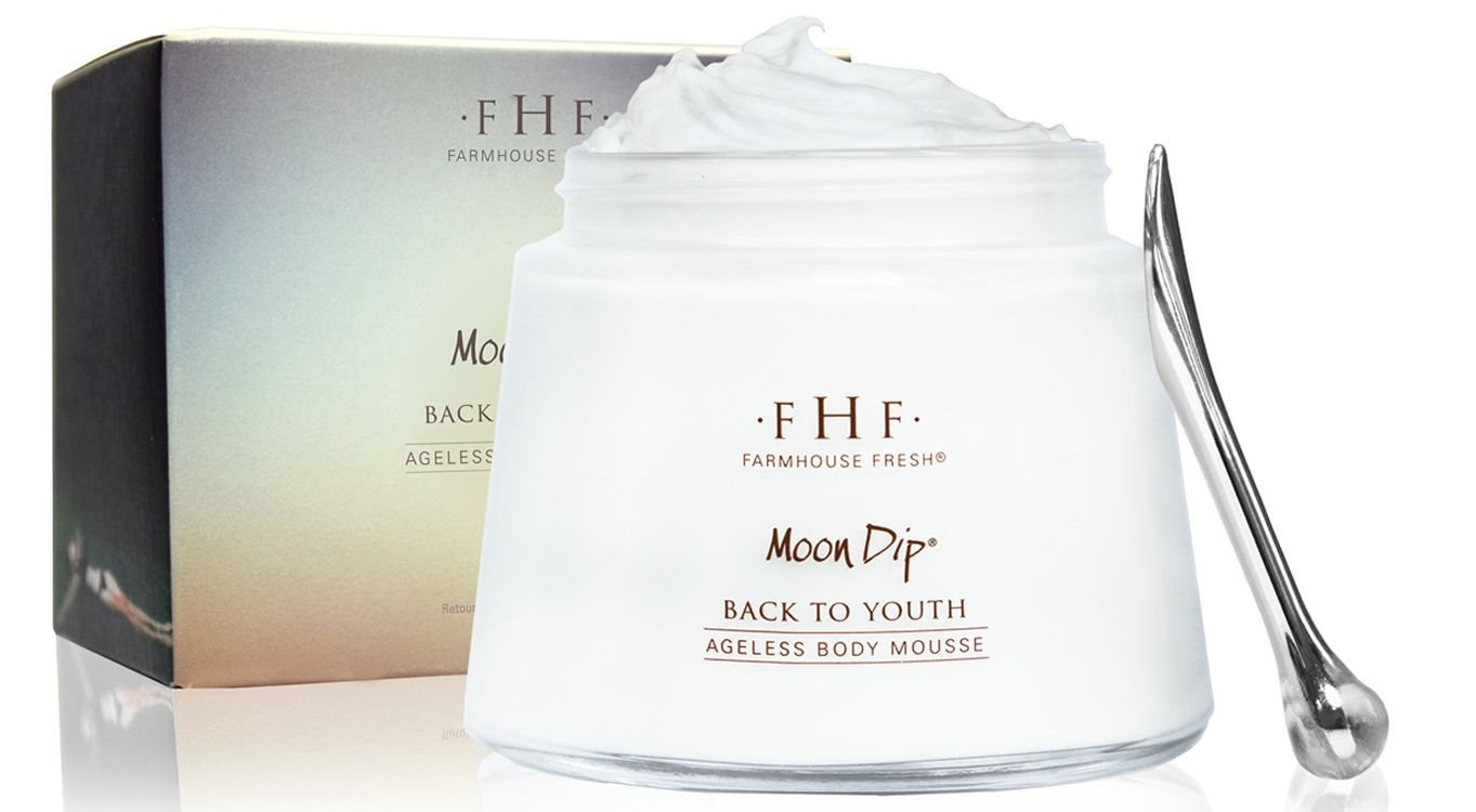 Farmhouse Fresh Moon Dip Back to Youth Body Mousse (8 oz)