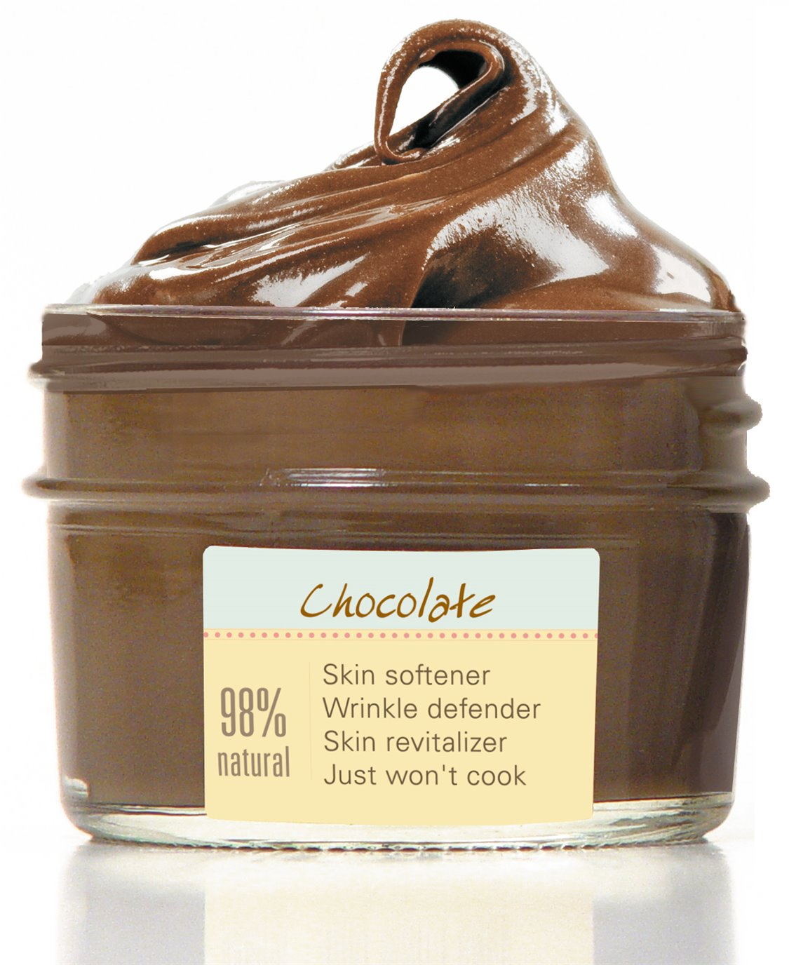Farmhouse Fresh Sundae Best Chocolate Face Mask Jar (3 oz)
