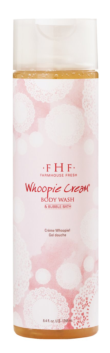 Farmhouse Fresh Whoopie Cream Body Wash/Bubble Bath (8 oz)