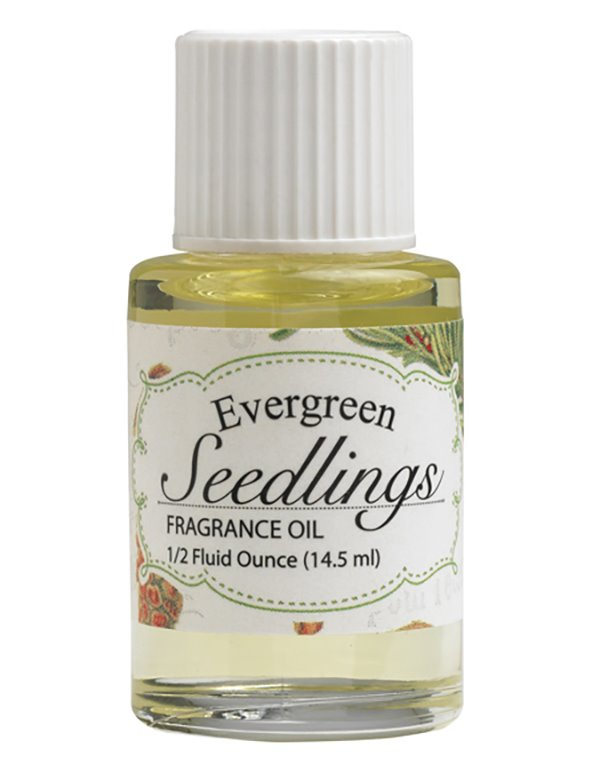 Evergreen Seedlings Refresher Oil 1/2 oz by Hillhouse Naturals