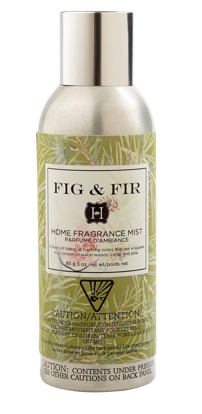 Fig & Fir Fragrance Mist 3 oz by Hillhouse Naturals