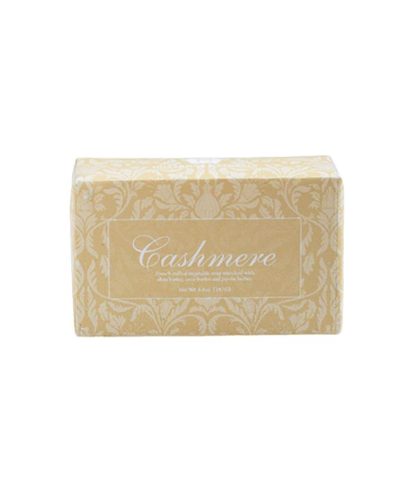 Cashmere French Milled Soap 6.6 oz by Hillhouse Naturals