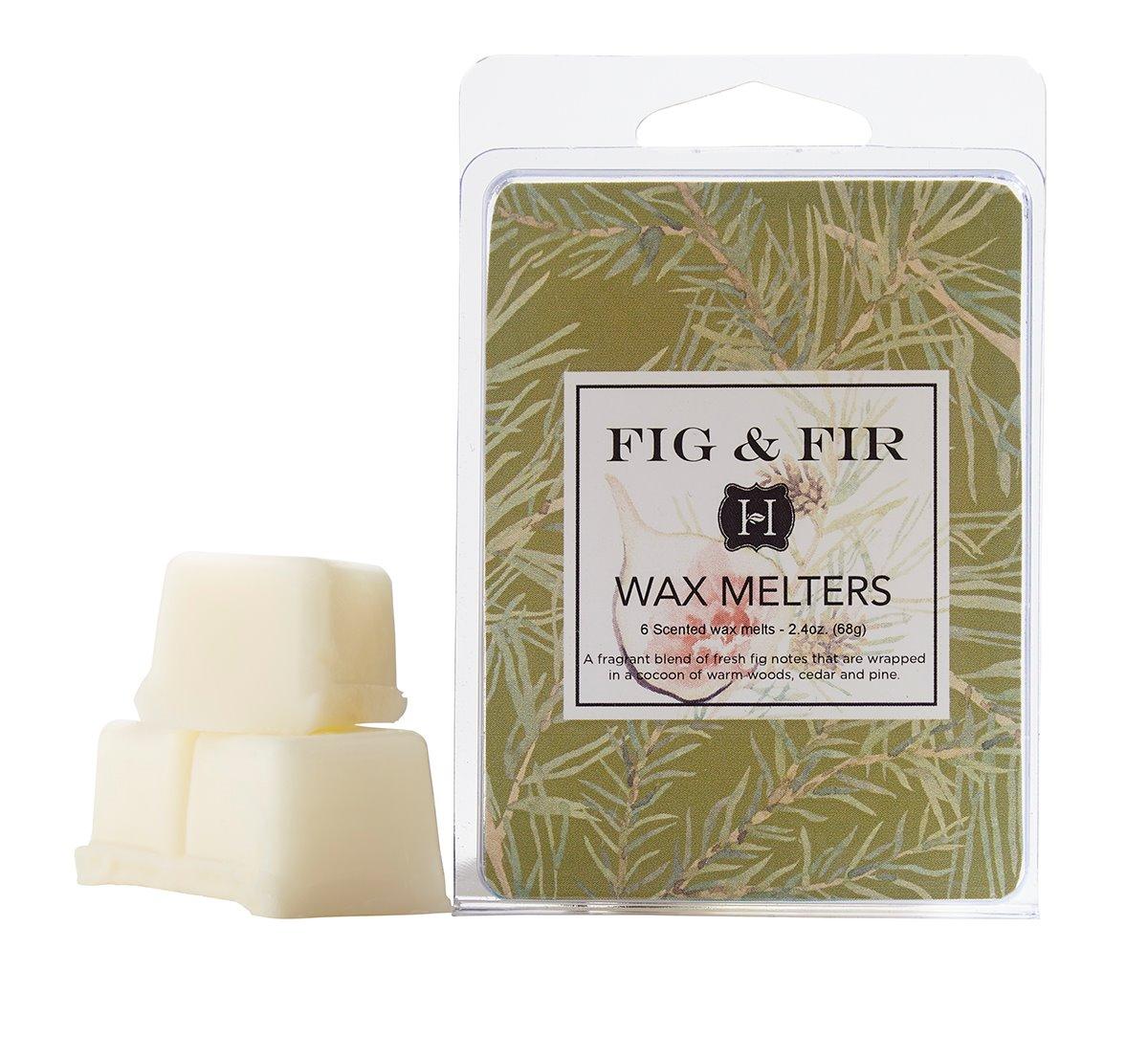 Fig & Fir Wax Melters 2.4 oz by Hillhouse Naturals