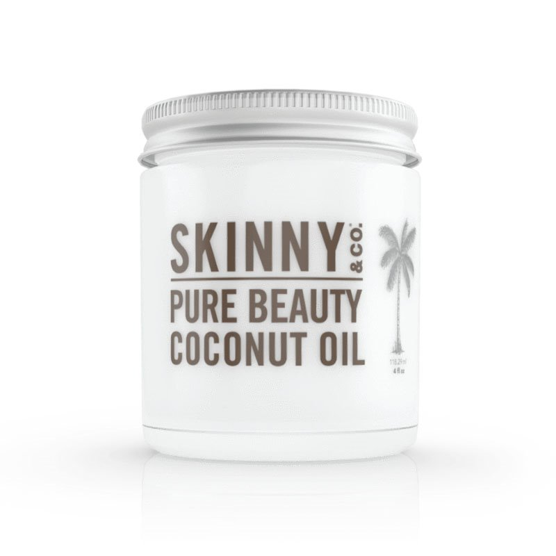 Skinny & Co. Pure Beauty Coconut Oil (4 fl. oz.)