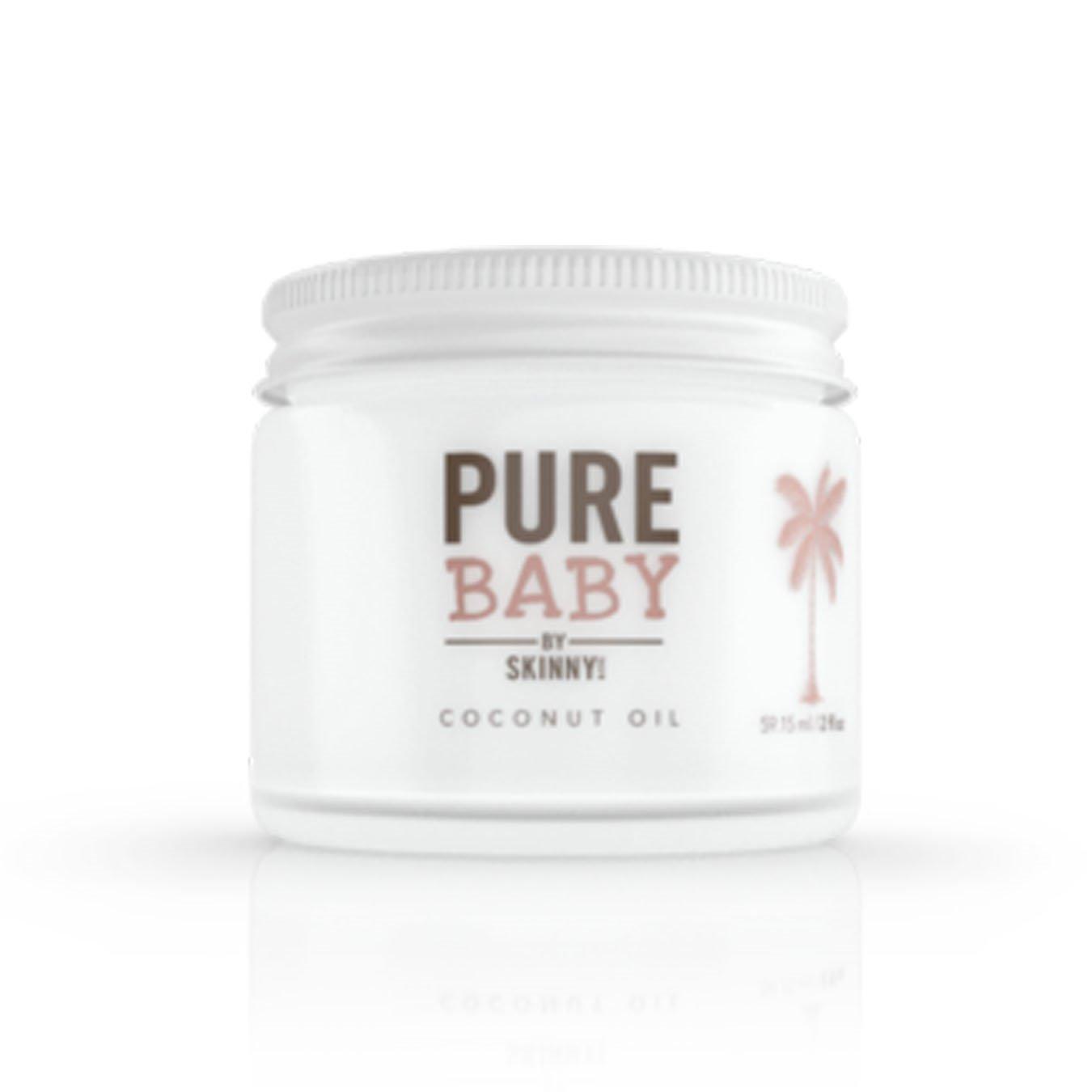 Skinny & Co. Pure Baby Coconut Oil (2 oz.)